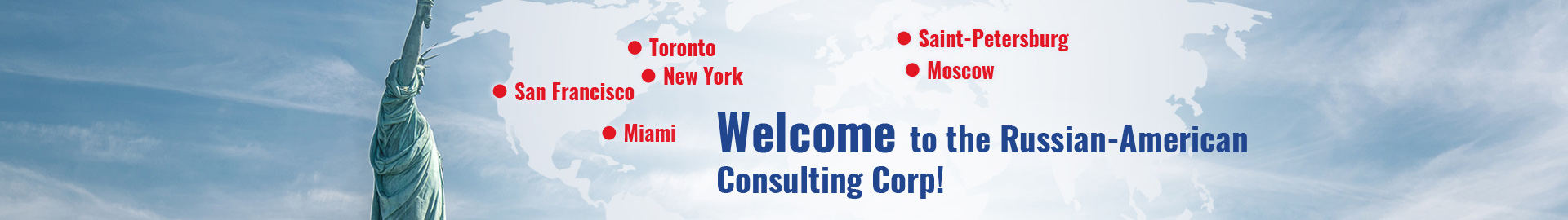 Russian-American Consulting Travel Agency – Visas - Russia
